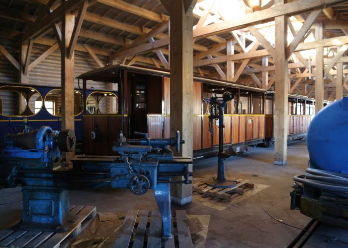Atelier train - Pairi Daiza