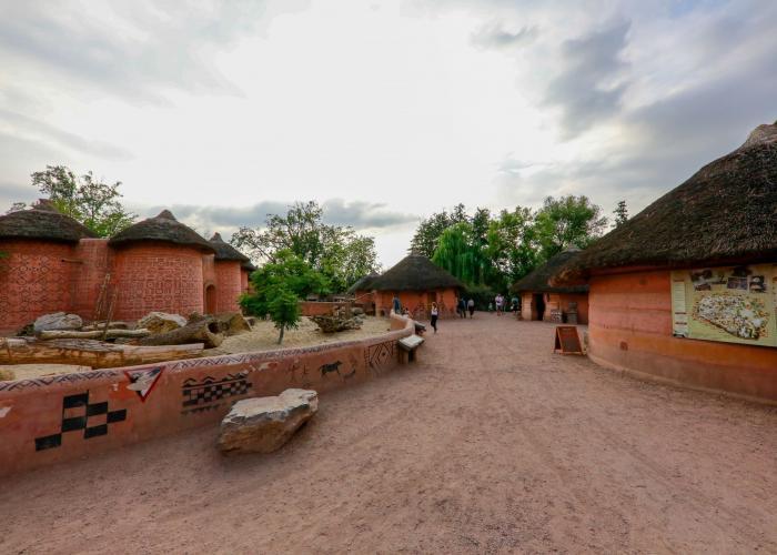 Le Village Temberma - Pairi Daiza