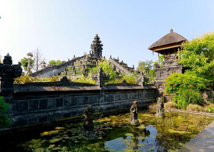 Le Temple des Fleurs - Pairi Daiza