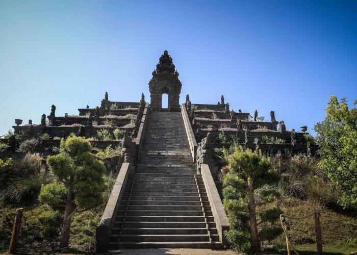 Le temple des fleurs – Pairi Daiza