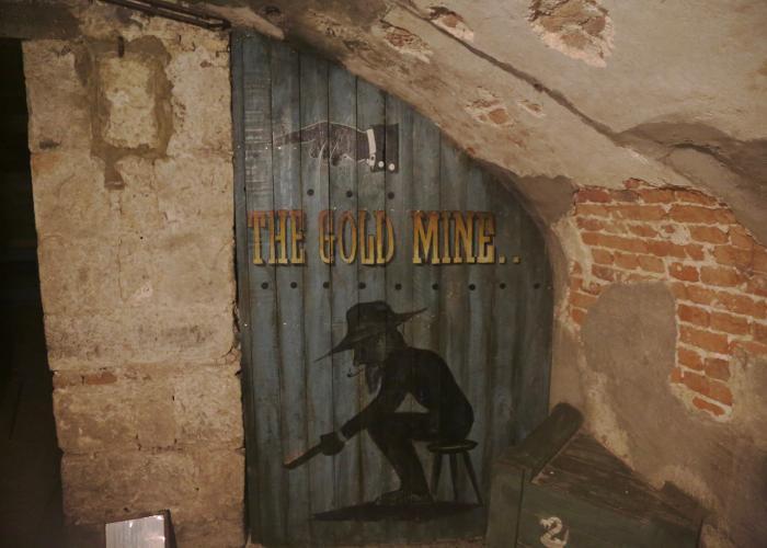 La Cave aux trésors - Pairi Daiza