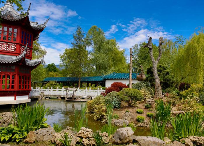 Le Jardin chinois – Pairi Daiza