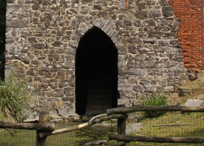 La Tour Saint-Bernard - Pairi Daiza