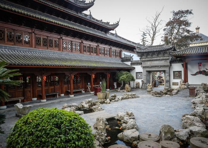 Le Temple des Délices – Pairi Daiza