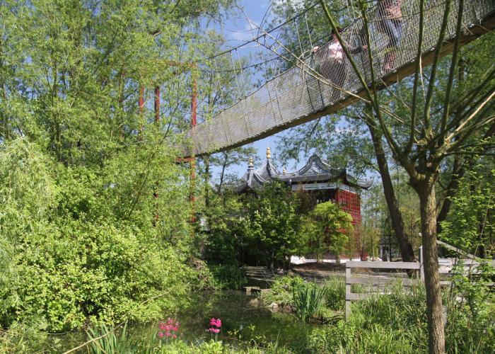 Pont - Pairi Daiza